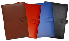 Full Grain Leather Agendas